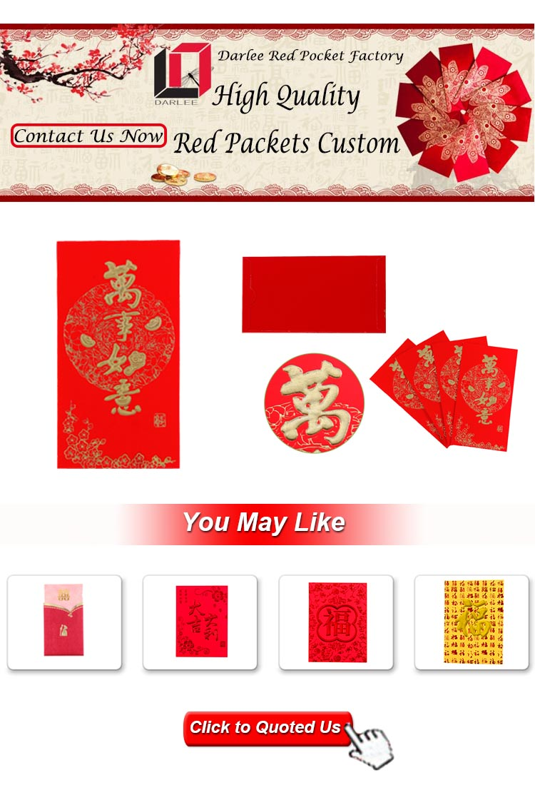 red pockets