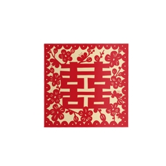 Chinese lucky red envelopes